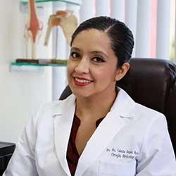 Dra. María Celeste Reyes Ayala