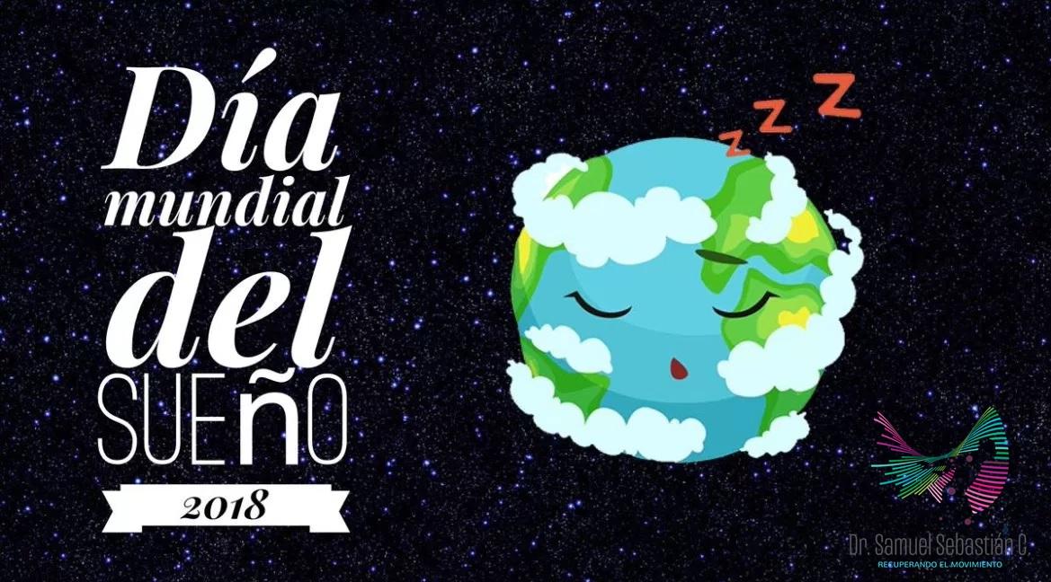 Duerma, 16 de Marzo Día Mundial del Sueño